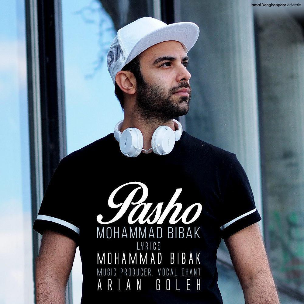 دانلود آهنگ جدید محمد بیباک به نام پاشو+متن