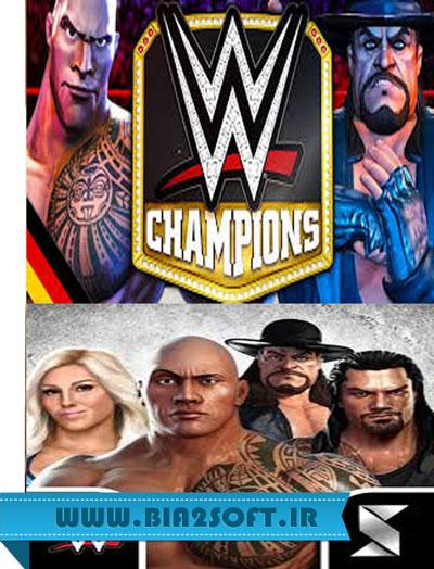 WWE Champions Free Puzzle RPG Game v0.304 دانلود بازی قهرمانان کشتی کج