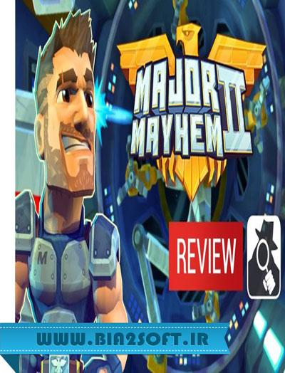Major Mayhem 2 v1.11.2018101216 دانلود بازی جذاب ضرب و شتم بزرگ 2
