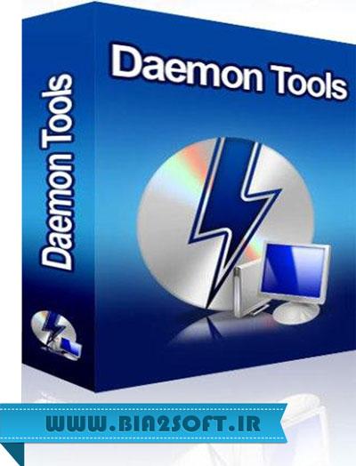 دانلود DAEMON Tools Lite 10.9.0.0600 ساخت درایو مجازی